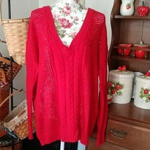 Lane Bryant sweater Size 18/20